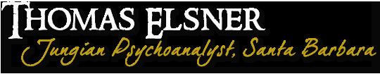 Thomas Elsner Santa Barbara Jungian Psychoanalyst