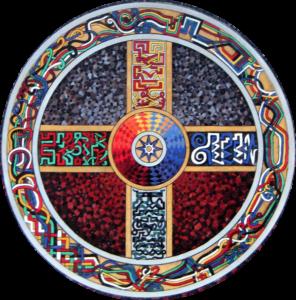 Jungian Mandala - Red Book