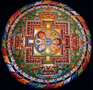Jungian Mandala - Red Book
